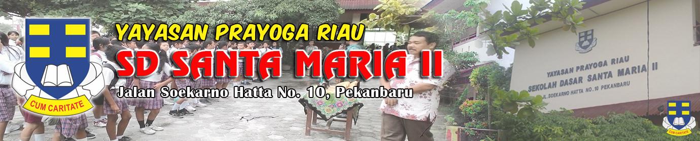 SD SANTA MARIA II Pekanbaru