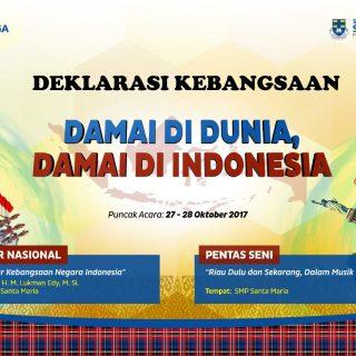 Damai di Dunia Damai di Indonesia